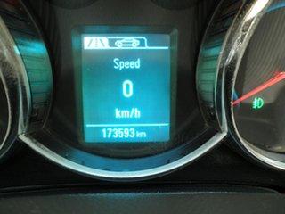 2014 Holden Cruze JH Series II MY14 SRi Z Series Asteroid Grey 6 Speed Manual Sedan