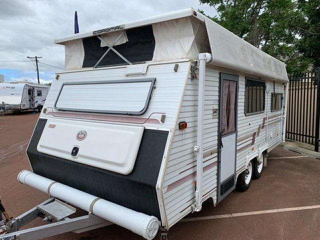 Used Coromal Seka St James, 1996 Coromal Seka Caravan