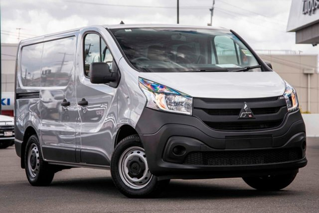 New Mitsubishi Express SN MY21 GLX SWB Mount Gravatt, 2020 Mitsubishi Express SN MY21 GLX SWB Silver 6 Speed Manual Van