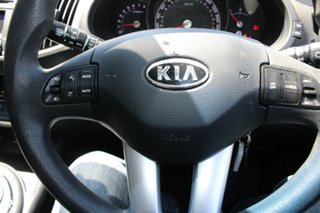 2010 Kia Sportage SL SI Blue 5 Speed Manual Wagon