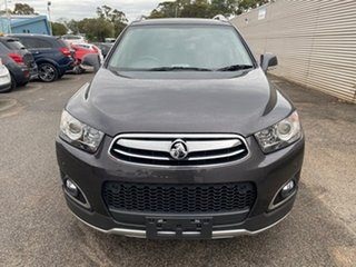 2014 Holden Captiva CG MY15 7 AWD LTZ Grey 6 Speed Sports Automatic Wagon