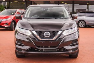 2020 Nissan Qashqai J11 Series 3 MY20 ST X-tronic Black 1 Speed Constant Variable Wagon