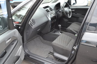 2008 Suzuki SX4 GYB Black 4 Speed Automatic Hatchback
