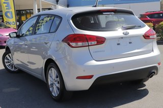 2016 Kia Cerato YD MY16 S Premium Silky Silver 6 Speed Sports Automatic Hatchback.