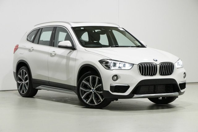 Used BMW X1 F48 MY19 xDrive 25I, 2019 BMW X1 F48 MY19 xDrive 25I White 8 Speed Automatic Wagon
