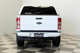 2016 Ford Ranger PX MkII MY17 XL 3.2 (4x4) White 6 Speed Automatic Crew Cab Utility