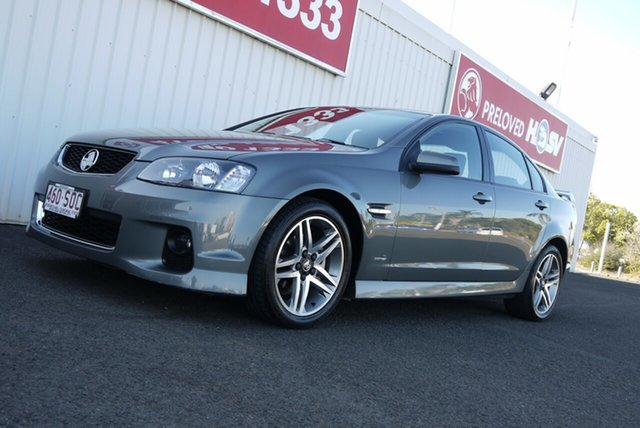 Used Holden Commodore VE II MY12 SV6, 2012 Holden Commodore VE II MY12 SV6 Grey 6 Speed Sports Automatic Sedan
