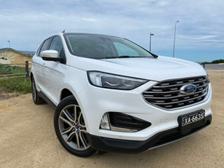 2019 Ford Endura CA 2019MY Titanium White 8 Speed Sports Automatic Wagon.
