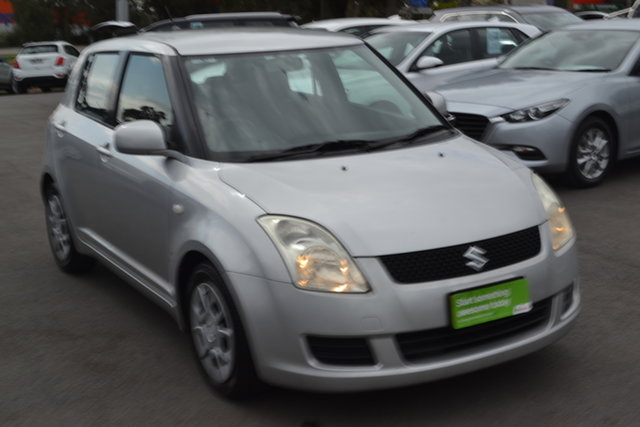 Used Suzuki Swift RS415 , 2009 Suzuki Swift RS415 Silver 4 Speed Automatic Hatchback