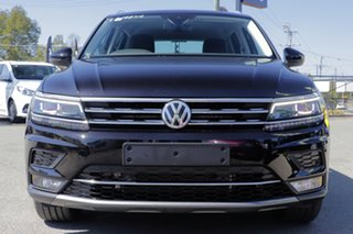 2017 Volkswagen Tiguan 5N MY18 140TDI DSG 4MOTION Highline Deep Black 7 Speed
