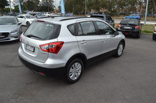 2014 Suzuki S-Cross JY GL Silver 7 Speed Constant Variable Hatchback