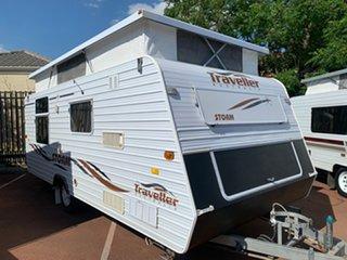 2005 Traveller Storm Caravan.