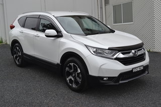 2019 Honda CR-V RW MY19 50 Years Edition FWD White 1 Speed Constant Variable Wagon.