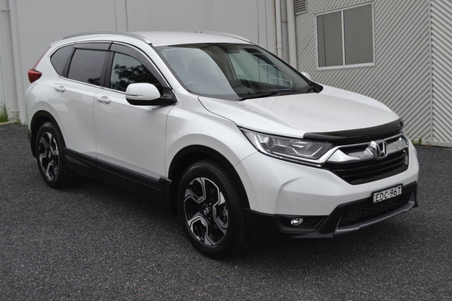 Used Honda CR-V RW MY19 50 Years Edition FWD Maitland, 2019 Honda CR-V RW MY19 50 Years Edition FWD White 1 Speed Constant Variable Wagon