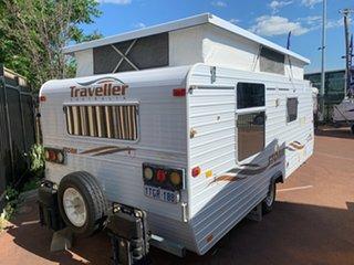 2005 Traveller Storm Caravan