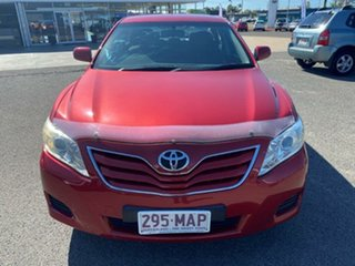 2009 Toyota Camry ACV40R Altise Red 5 Speed Automatic Sedan
