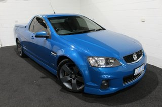 2012 Holden Ute VE II SS Thunder Perfect Blue 6 Speed Sports Automatic Utility.