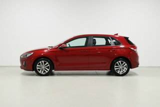 2019 Hyundai i30 PD2 MY19 Active Red 6 Speed Automatic Hatchback