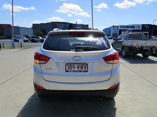 2014 Hyundai ix35 LM3 MY14 Active Silver 6 Speed Sports Automatic Wagon.