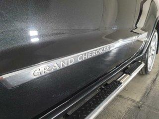 2011 Jeep Grand Cherokee WK MY2011 Laredo Black 5 Speed Sports Automatic Wagon