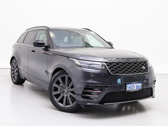 Used Land Rover Range Rover Velar MY18 D300 R-Dynamic SE AWD, 2017 Land Rover Range Rover Velar MY18 D300 R-Dynamic SE AWD Grey 8 Speed Automatic Wagon