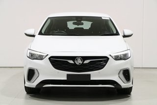 2019 Holden Commodore ZB RS (5Yr) White 9 Speed Automatic Liftback.
