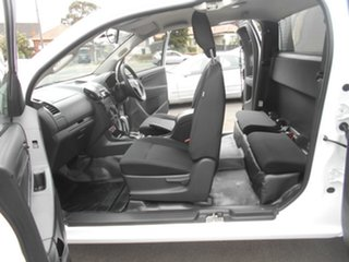 2015 Isuzu D-MAX TF MY15 SX (4x4) White 5 Speed Automatic Space Cab Chassis