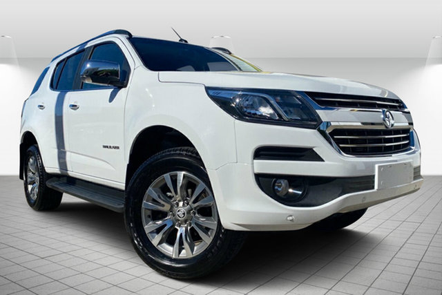 Used Holden Trailblazer RG MY19 LTZ, 2019 Holden Trailblazer RG MY19 LTZ White 6 Speed Sports Automatic Wagon