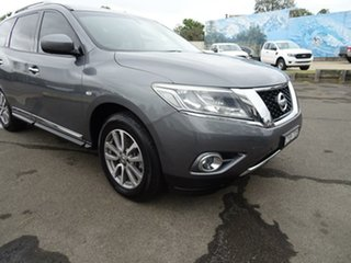 2015 Nissan Pathfinder R52 MY15 ST-L X-tronic 2WD Grey 1 Speed Constant Variable Wagon