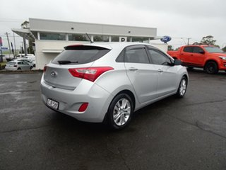 2014 Hyundai i30 GD2 MY14 SE Silver 6 Speed Sports Automatic Hatchback