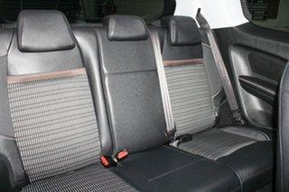 2012 Peugeot 208 A9 Allure Sport Red 6 Speed Manual Hatchback
