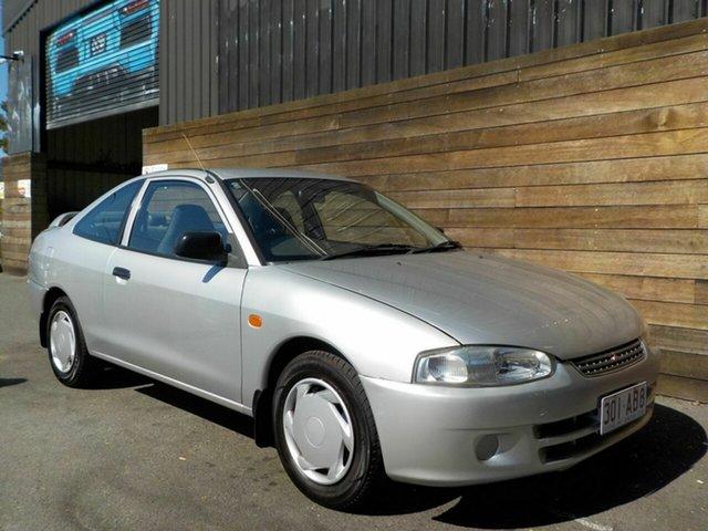 Used Mitsubishi Lancer CE2 MY02.5 GLi, 2003 Mitsubishi Lancer CE2 MY02.5 GLi Silver 4 Speed Automatic Coupe
