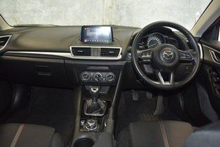 2016 Mazda 3 BM MY15 Maxx Bronze 6 Speed Manual Hatchback.