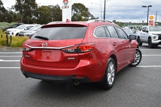 2016 Mazda 6 GL1031 Touring SKYACTIV-Drive Red/Black 6 Speed Sports Automatic Wagon