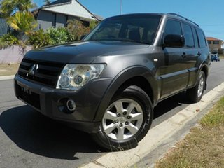 2011 Mitsubishi Pajero GLX Charcoal 4 Speed Automatic Wagon