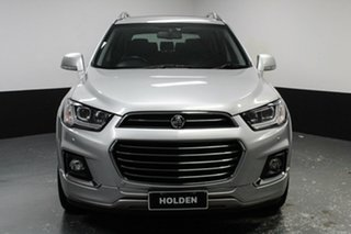 2016 Holden Captiva CG MY16 LTZ AWD Silver 6 Speed Sports Automatic Wagon.