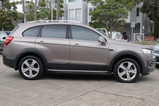 2014 Holden Captiva CG MY15 7 LTZ (AWD) Bronze 6 Speed Automatic Wagon