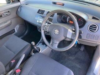 2007 Suzuki Swift RS415 Silver 5 Speed Manual Hatchback.