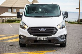 2018 Ford Transit Custom VN 2018.5MY 340L (Low Roof) White 6 Speed Automatic Van