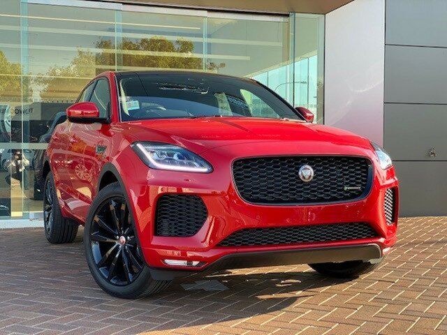 Demo Jaguar E-PACE X540 20MY Standard R-Dynamic SE Toowoomba, 2019 Jaguar E-PACE X540 20MY Standard R-Dynamic SE 9 Speed Sports Automatic Wagon