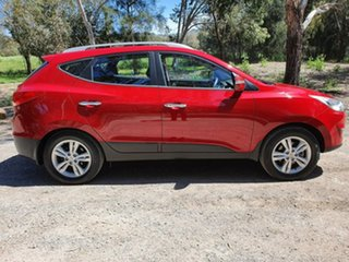 2012 Hyundai ix35 LM Elite Red Sports Automatic Wagon