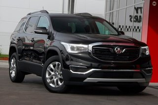 2019 Holden Acadia AC MY19 LT AWD Black 9 Speed Sports Automatic Wagon.