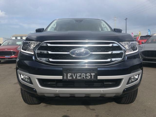 Demo Ford Everest  , Ford EVEREST 2020.75 SUV TREND . 3.2L 6A (zVAJ9AD)
