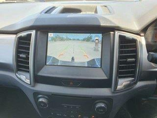 2017 Ford Ranger PX MkII XLT Super Cab Aurora Blue 6 Speed Sports Automatic Utility