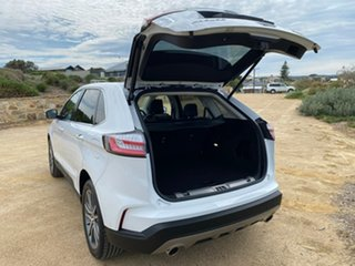 2019 Ford Endura CA 2019MY Titanium White 8 Speed Sports Automatic Wagon