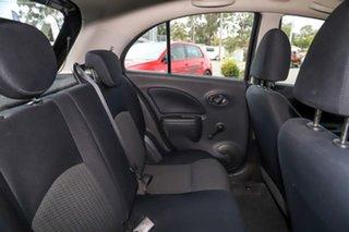 2011 Nissan Micra K13 ST-L Black 5 Speed Manual Hatchback