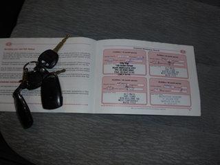 2006 Kia Carnival VQ MY07 EX 4 Speed Sports Automatic Wagon