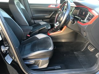 2018 Volkswagen Polo AW MY19 GTi Black 6 Speed Auto Direct Shift Hatchback