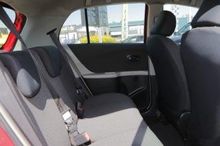 2011 Toyota Yaris NCP90R MY11 YR Cherry 5 Speed Manual Hatchback