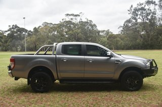 2019 Ford Ranger PX MkIII 2019.00MY XLT Silver 10 Speed Sports Automatic Double Cab Pick Up.